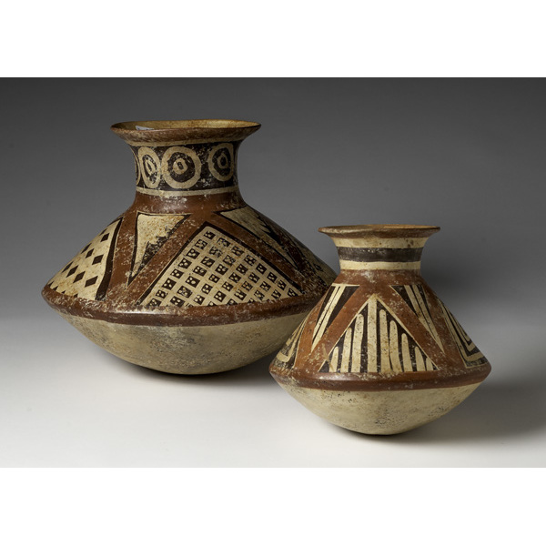 Reproduction Pre-Columbian Vessels