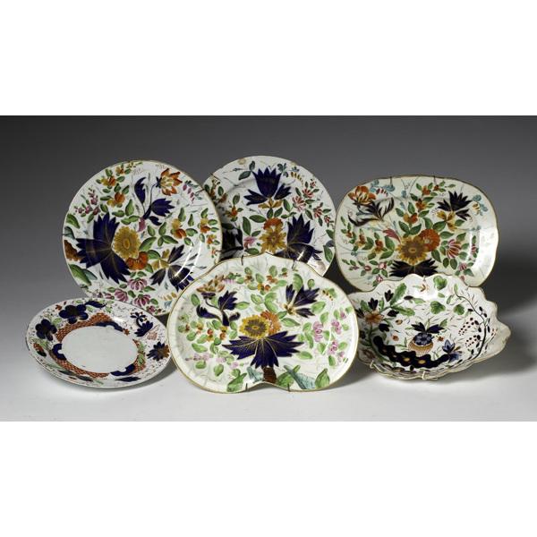 19th Century English Porcelain