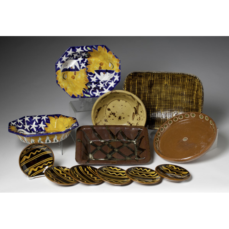 Serving Trays, Bowls and Dishes