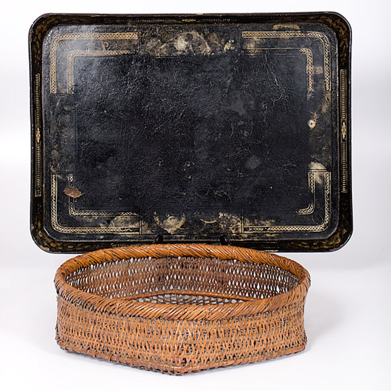 Chinoiserie Tray, Plus