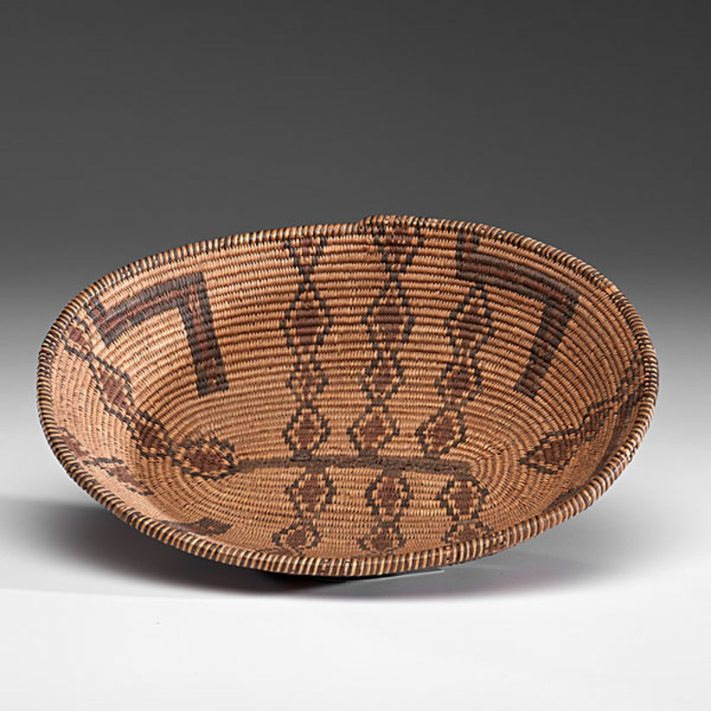 Apache Oval Basket
