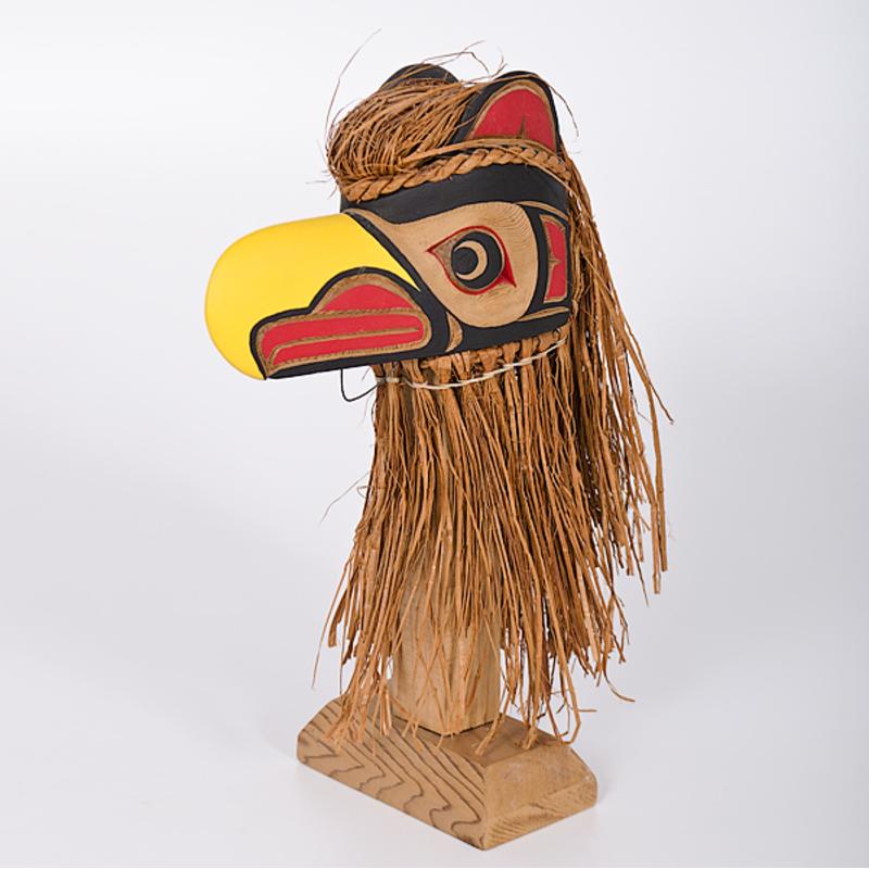 William Tuifua Thunderbird Headdress