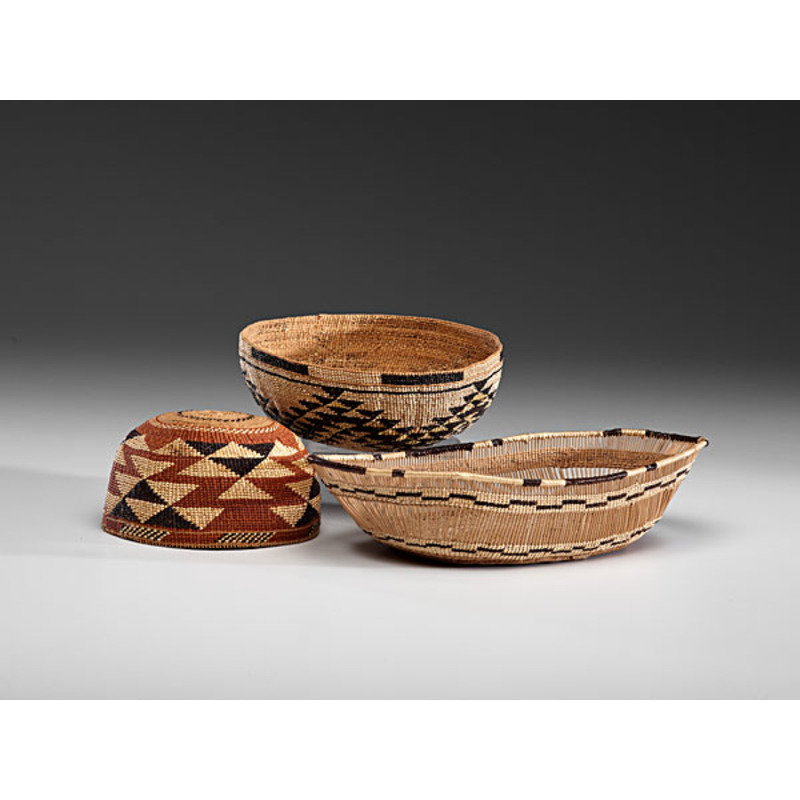 Northern California Baskets From the Collection of Jan Sorgenfrei, Ohio