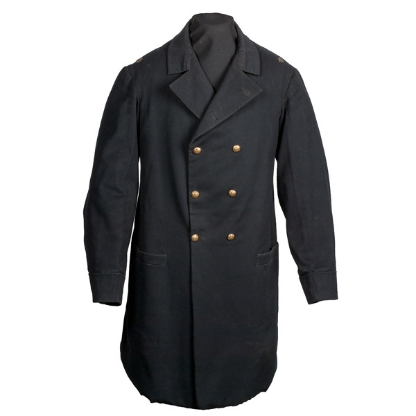 Civil War Officer's Private Purchase Sack Coat Identified as Lt. Col. Peter Osterhaus, 12th Missouri Volunteers