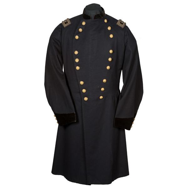 Rare Civil War Major General Frock Coat