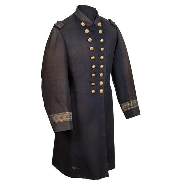 Civil War Naval Constructor's Frock Coat