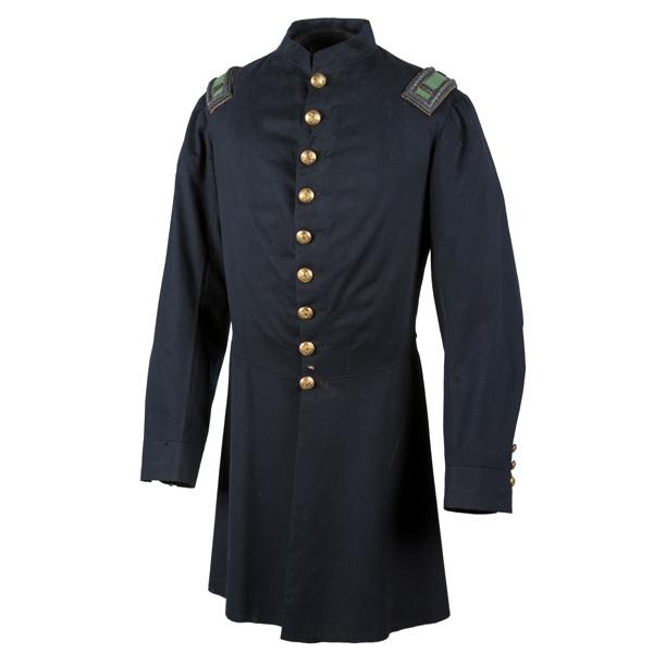 Civil War Rifle Officer's 1st Lieutenant's Frock Coat