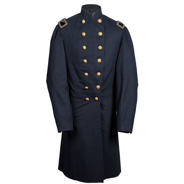 Extra Fancy Colonel's Frock Coat Belonging to Col.Charles W. Roberts, 2nd ME.