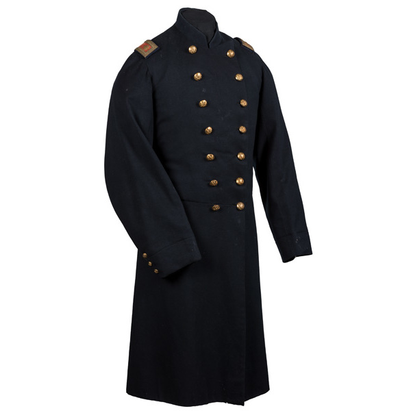 Civil War Major of Artillery Officer's Frock Coat