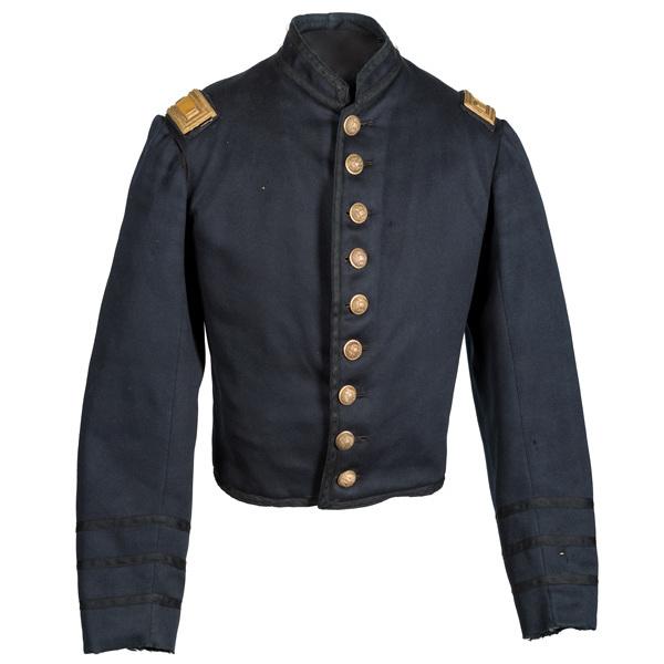 Civil War Cavalry Captain's Fatique Jacket