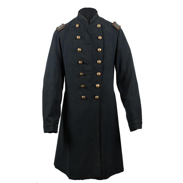 Civil War Infantry Lt. Colonel Frock Coat