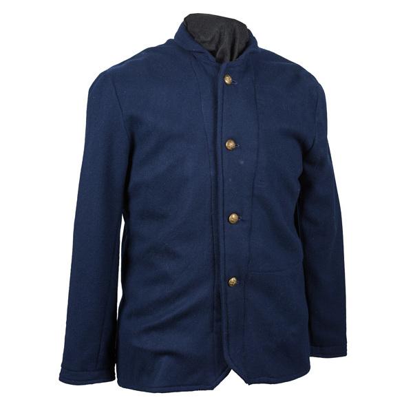 Reproduction Four-Button Civil War Enlisted Coat