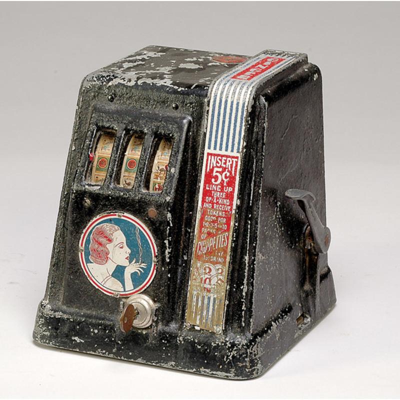 Ginger cigarette slot machine wicked winnings slots online