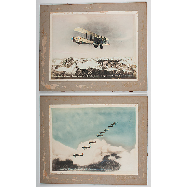 Aviation Art, Including Photographs & Drawings