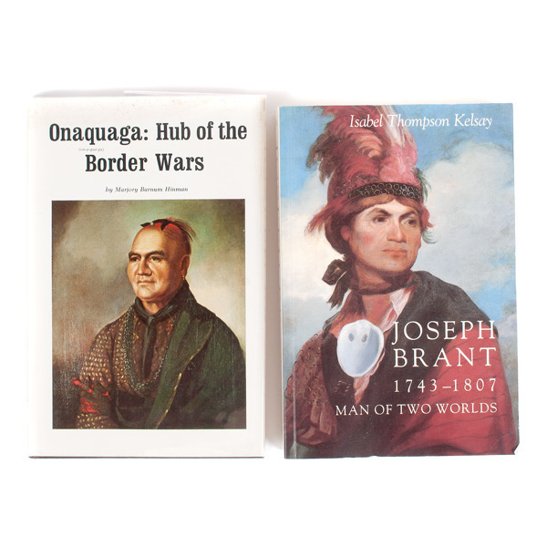 [Biography] Books about Joseph Brant