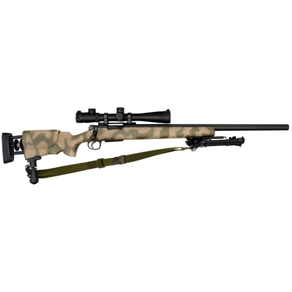*Arnold Arms Co. Custom Remington Model 700 Bolt Action Sniper Rifle