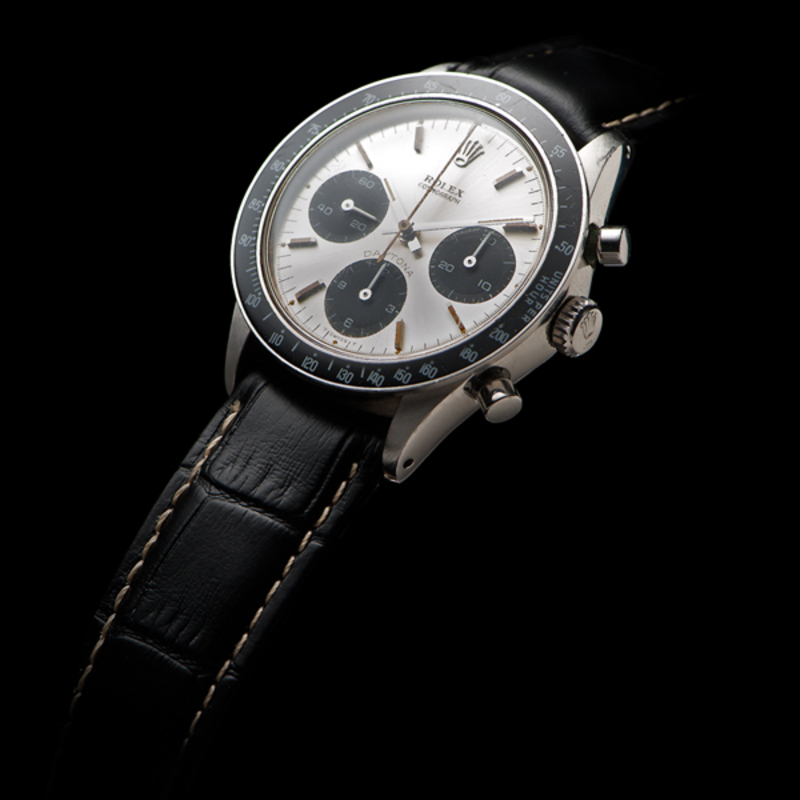 Rolex Daytona Cosmograph Reference 6264 in Stainless