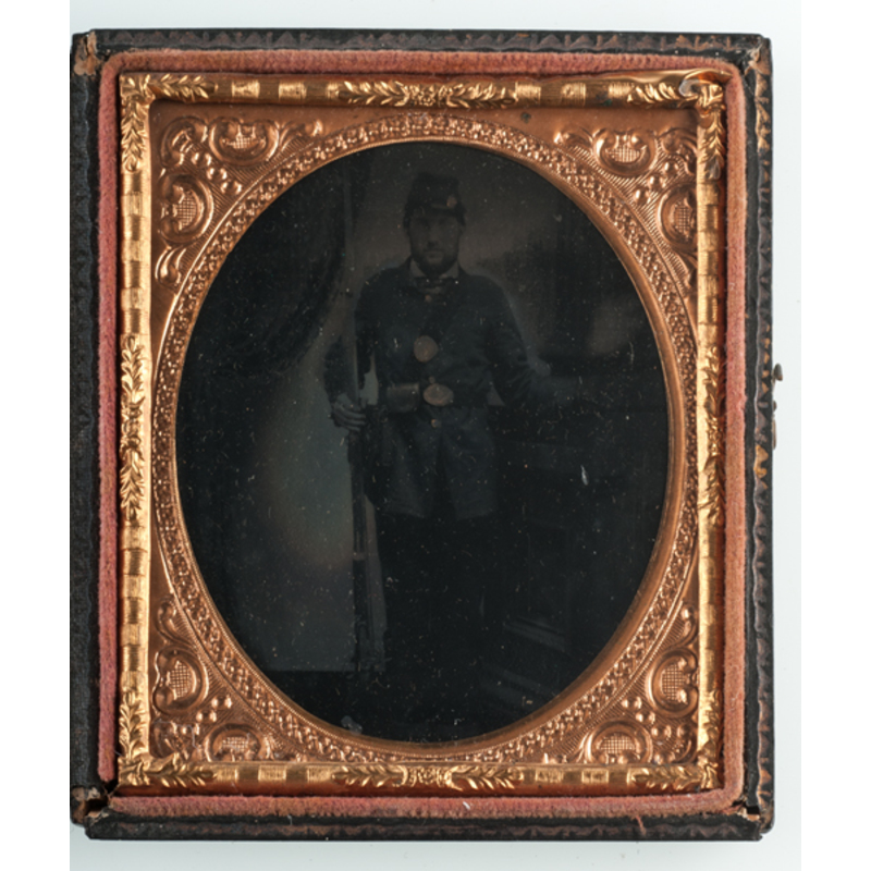 dating ambrotypes of civil war