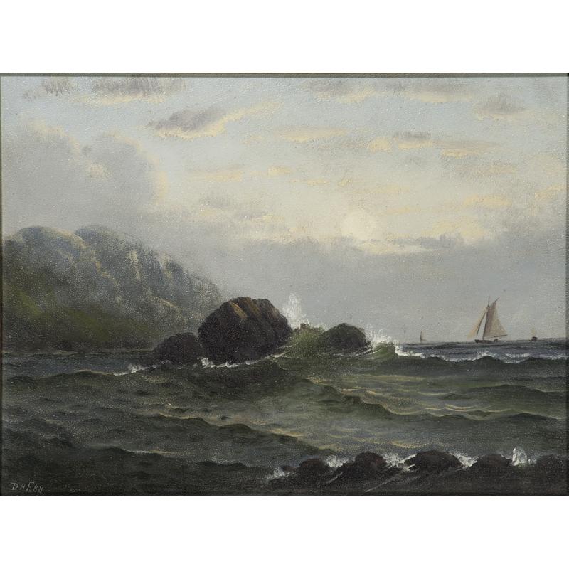 DA Fisher (American, 19th century)