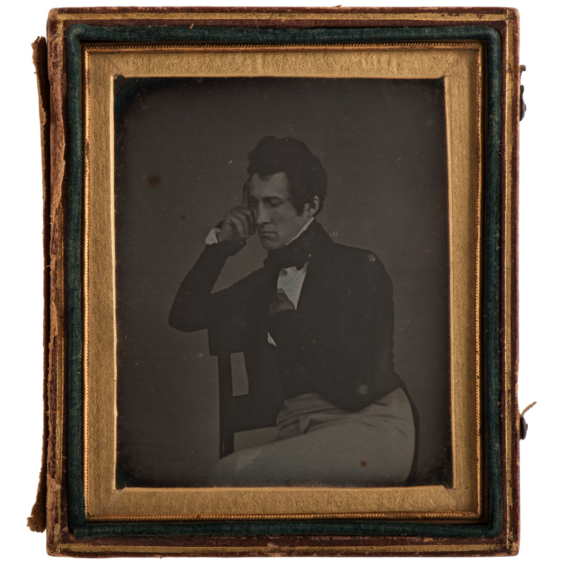 Remington Family Photographic Collection, Featuring Earliest Known Daguerreotype of Eliphalet ...