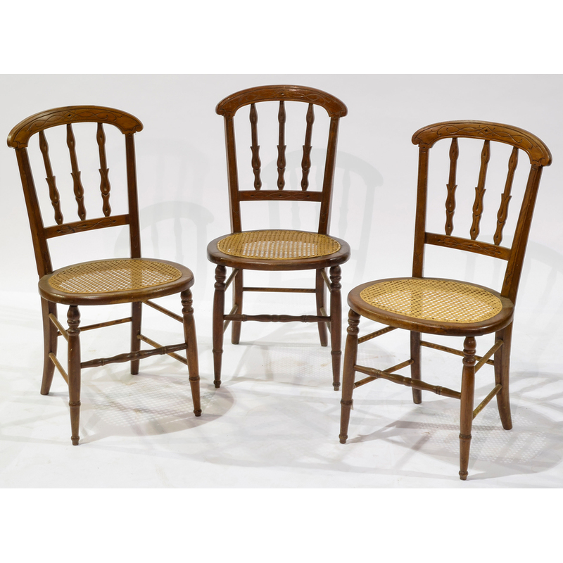 Eastlake-style Chairs