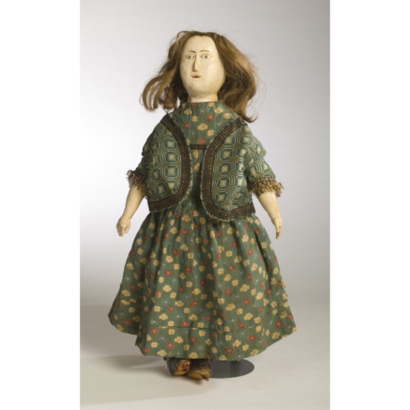 Early Doll with Original Clothes,