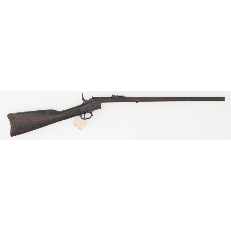 Indian-Used Remington Rifle