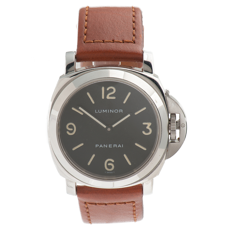 Panerai Luminor Firenze 1860 Ca 1999 Cowan S Auction