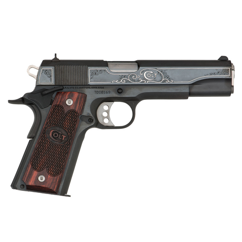 *Colt Custom Shop Talo Inc Sterling XSE Government Model