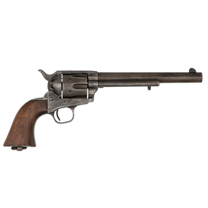 Colt Single Action Army Revolver U.S. Marked