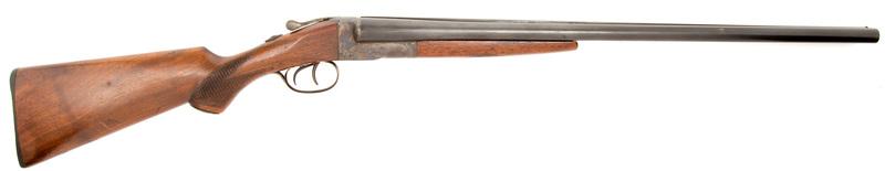 **Hunter Arms Company Double-Barrel Shotgun