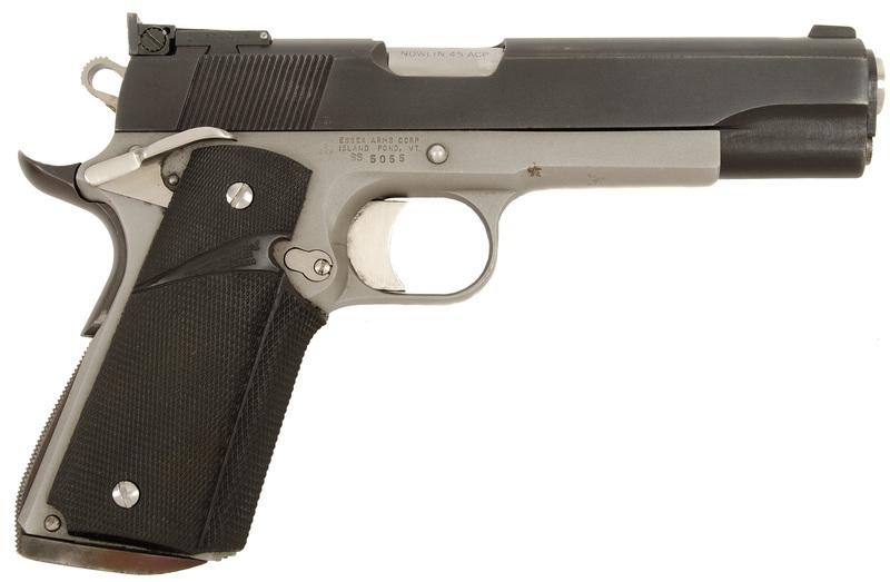 *Custom 1911 Competition Pistol