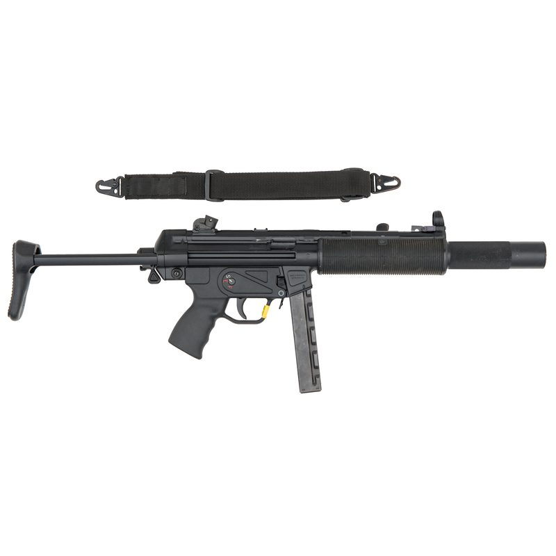 ***HK MP5SD Sear Gun