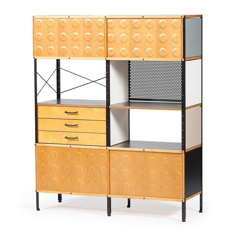 Ordinaire Charles And Ray Eames For Herman Miller, Storage Unit 420