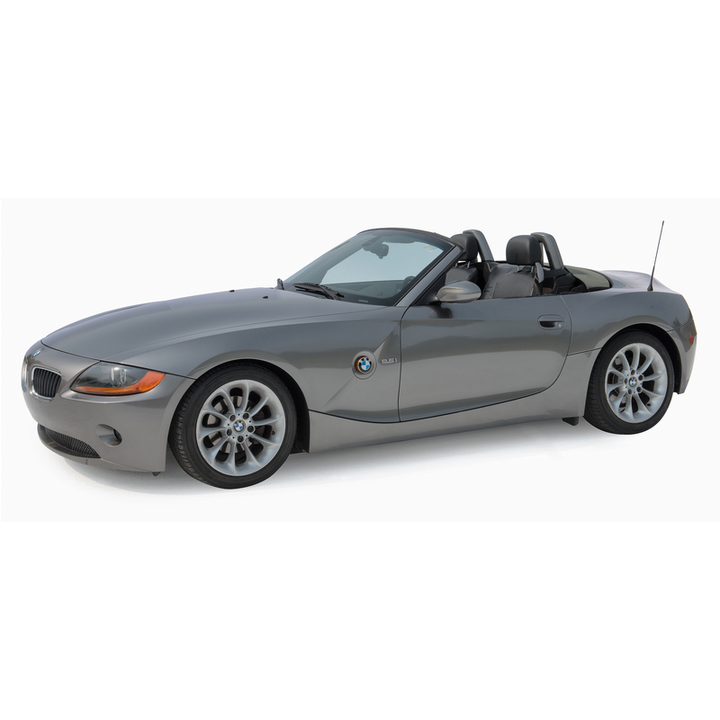 Bmw Z4 Convertible Black: Cowan's Auction House: The