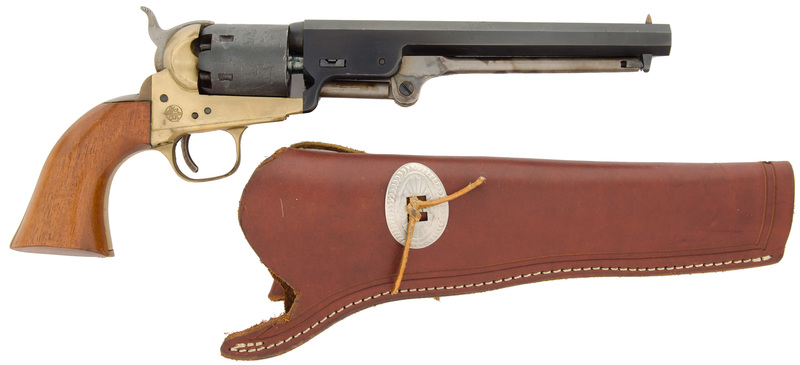 Reproduction Colt Model 1851 Navy Revolver by CVA