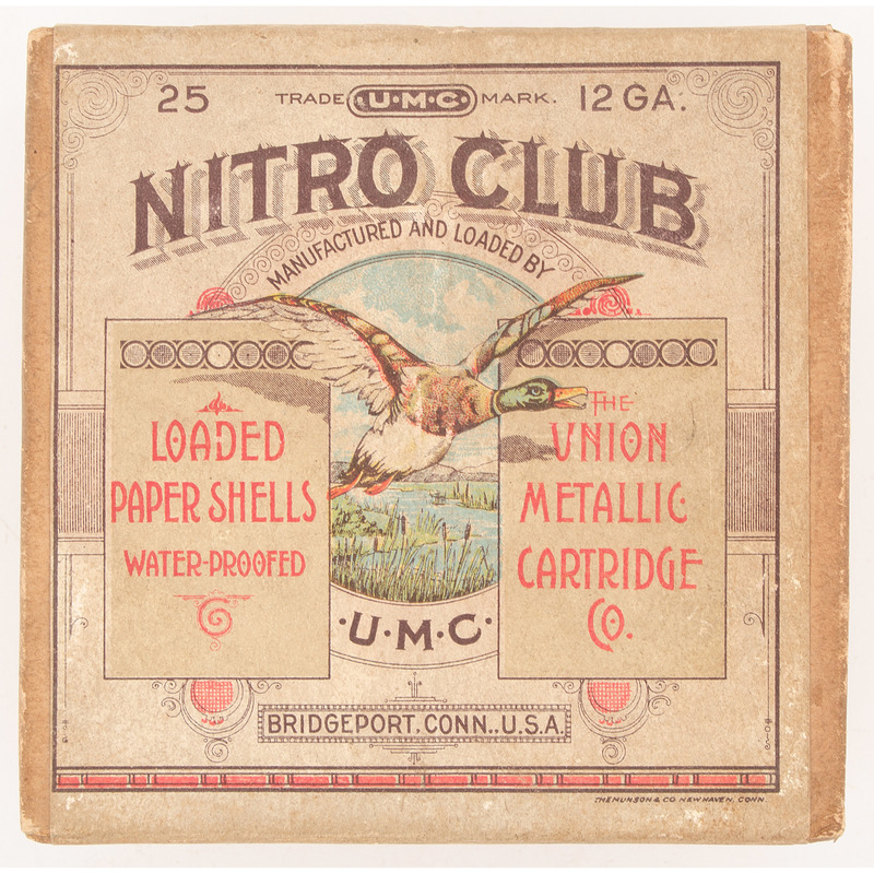 Western Nitro Club Christmas Cartridge Box