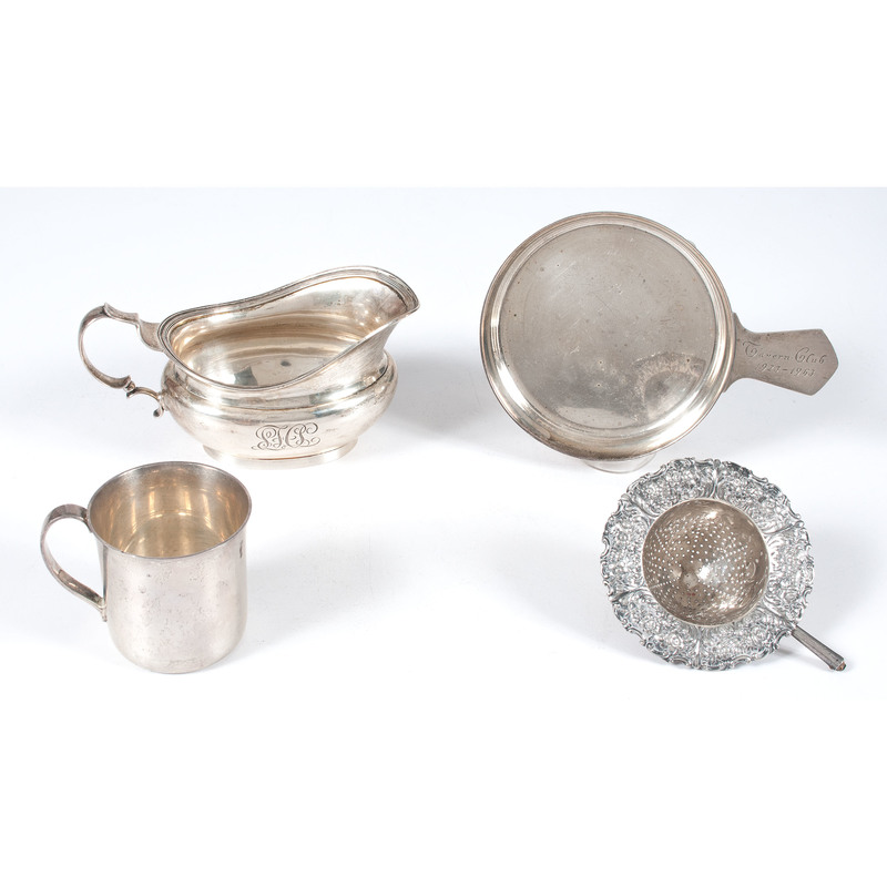 Tiffany & Co. Sterling Hollow Ware, Plus