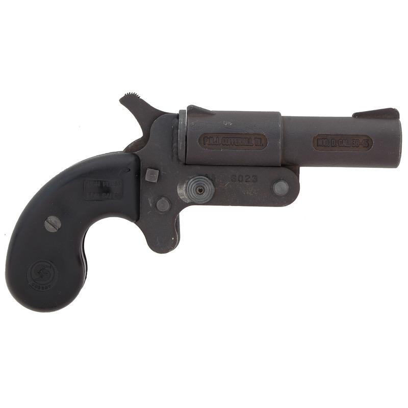* FMJ Model D .38 -45 Caliber