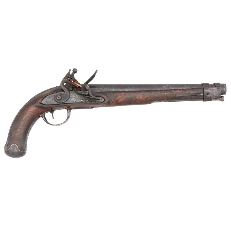 Virginia Manufactory 1st Model Flintlock Pistol