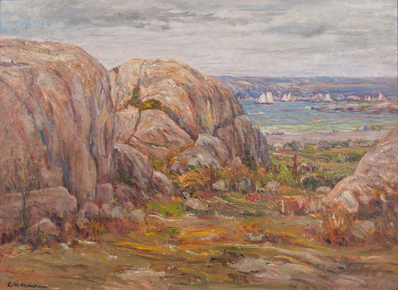 Lewis Henry Meakin (American, 1850-1917)