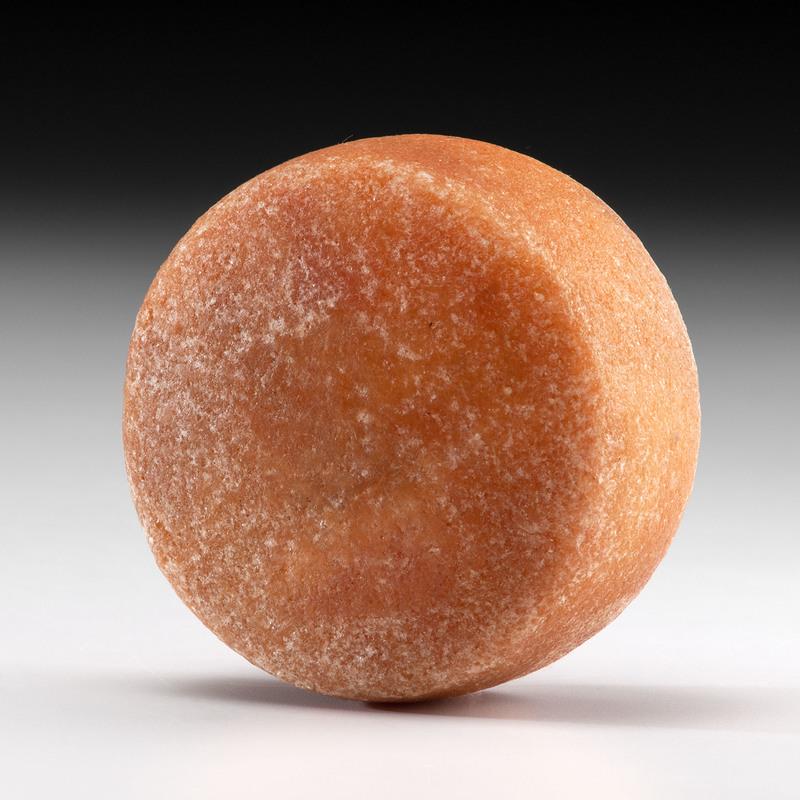 A Golden Quartz Biscuit Discoidal, 3-1/4 in.