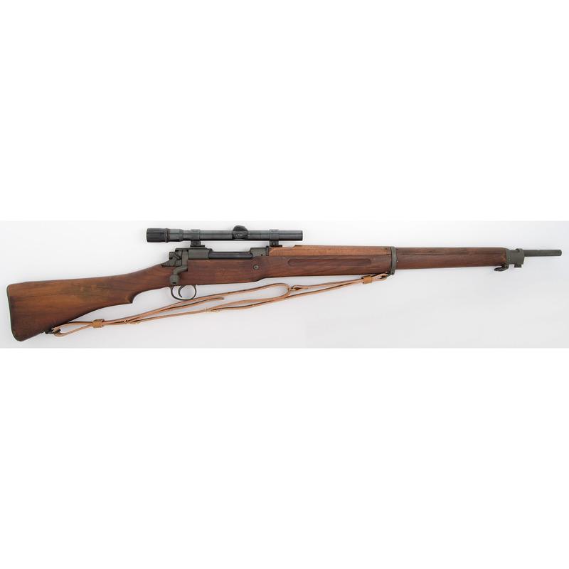 ** Modified Winchester US Model 1917