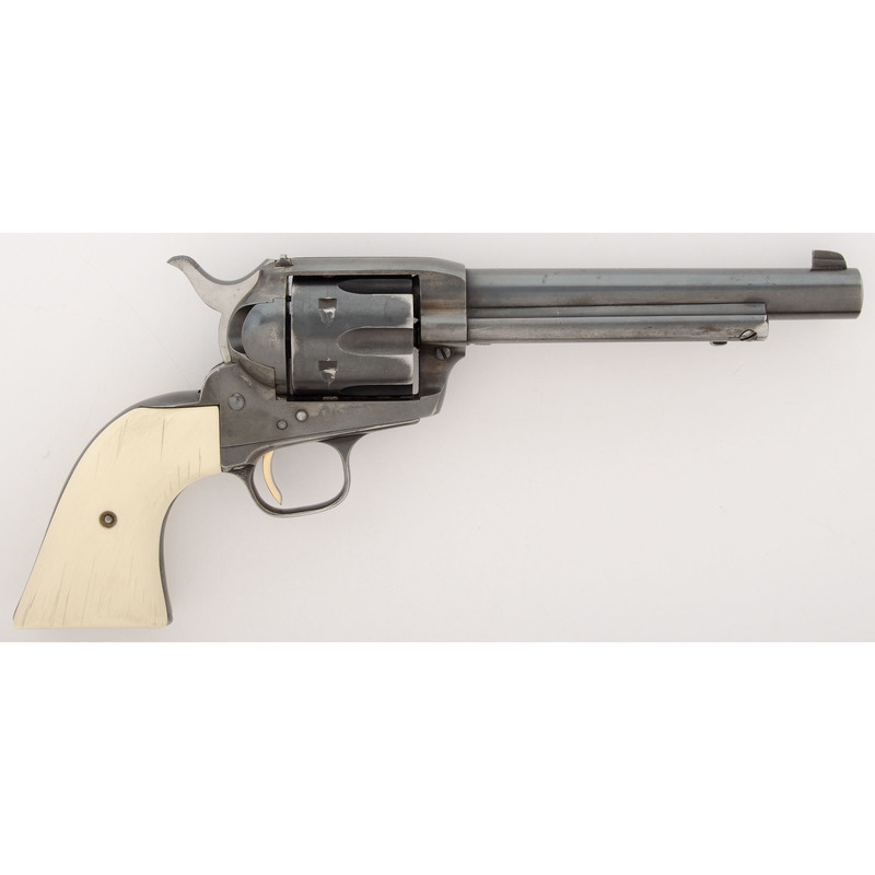 ** Colt Single Action Army Revolver