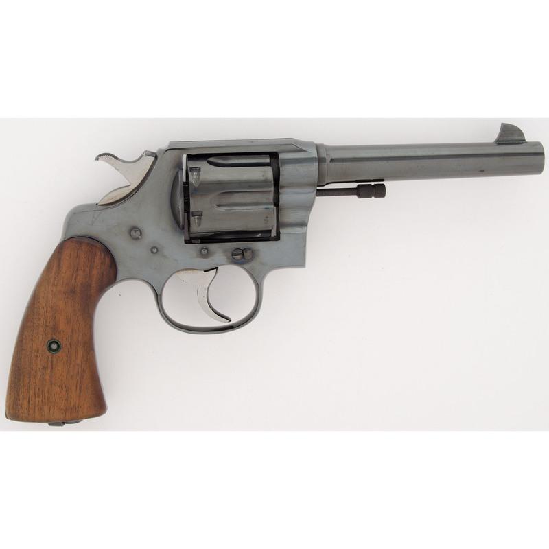 ** U.S. Colt Model 1917 Revolver
