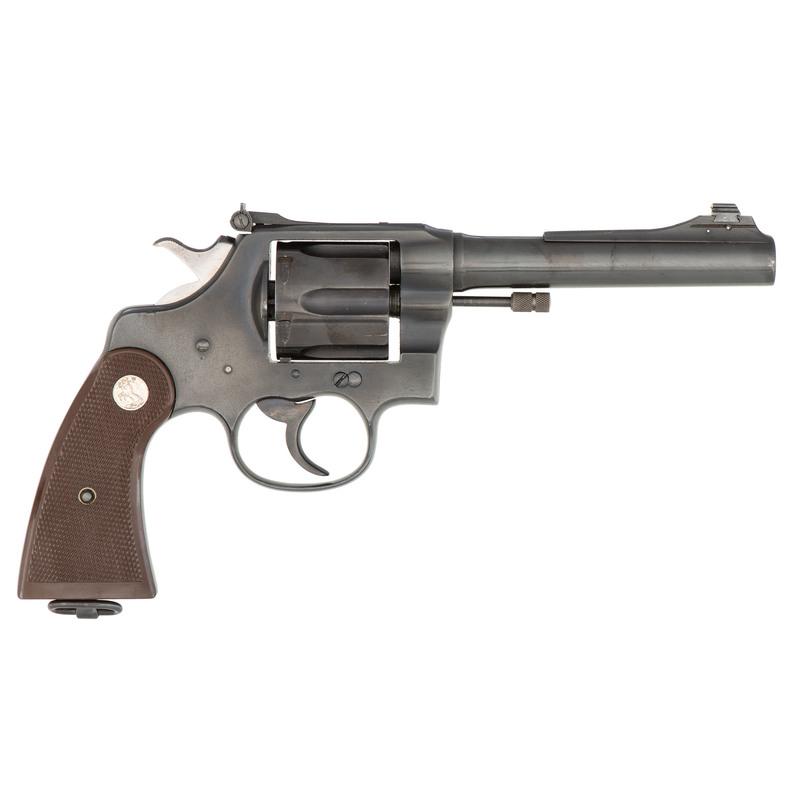 ** U.S. Colt Model 1917 Target Revolver