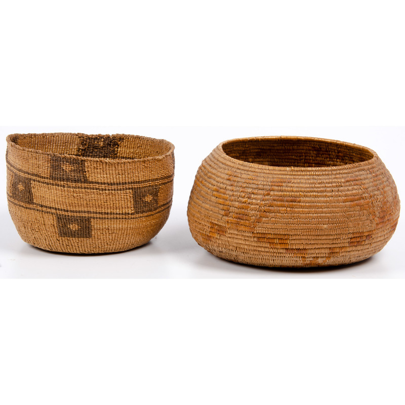 Northern California and Mission Baskets, From the Collection of William H. Saunders, M.D. and Putzi Saunders, Ohio