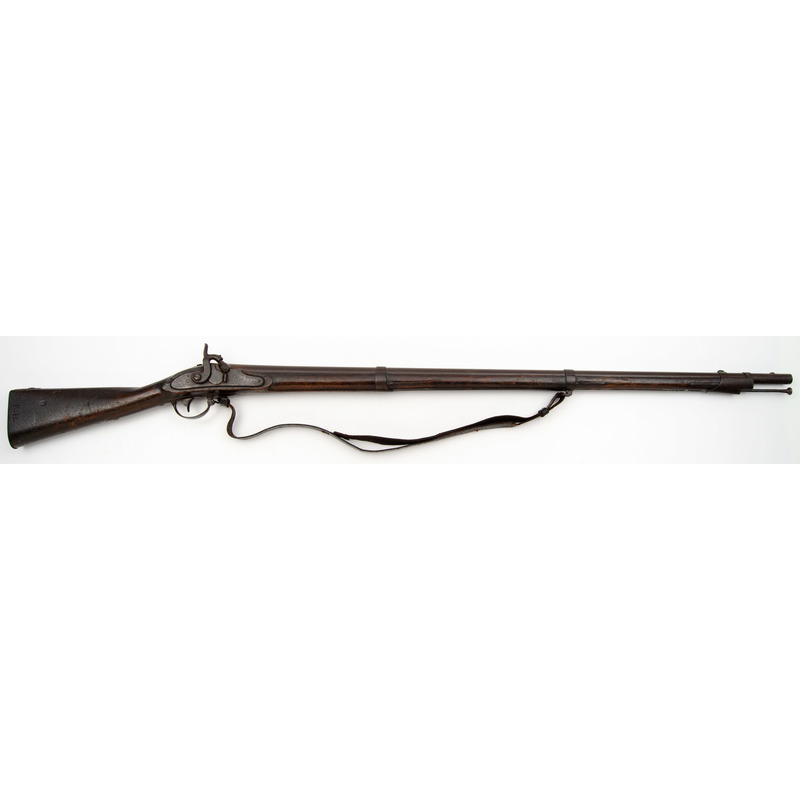 U.S. Model 1816 Maynard Conversion Musket
