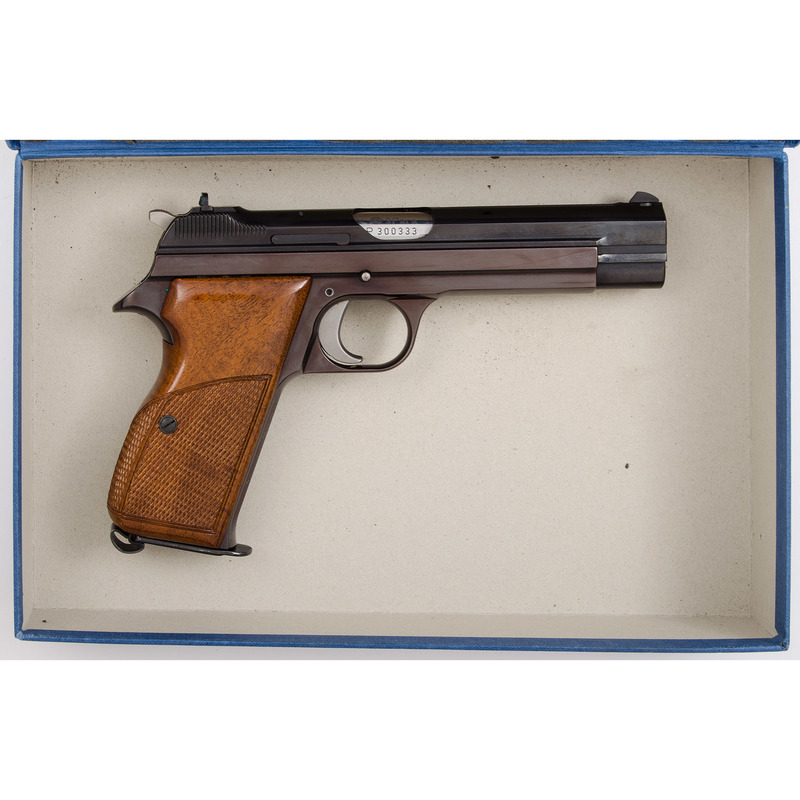 * Swiss Sig P210 in Box