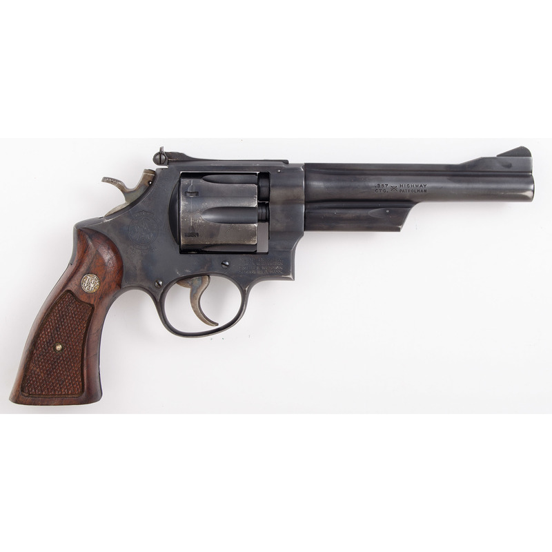 * Smith & Wesson Model 28-2